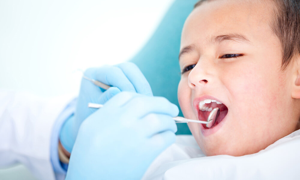 Kids Oral Health Care